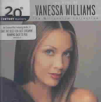 20TH CENTURY MASTERS:MILLENNIUM COLLE BY WILLIAMS,VANESSA (CD)
