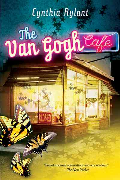 The Van Gogh Cafe By Rylant, Cynthia